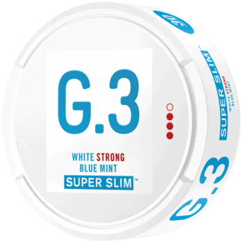 G.3 Super Slim Mint Strong