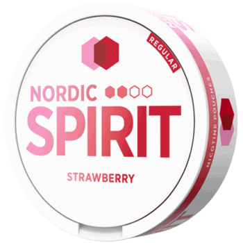 Nordic Spirit Strawberry Slim Portion