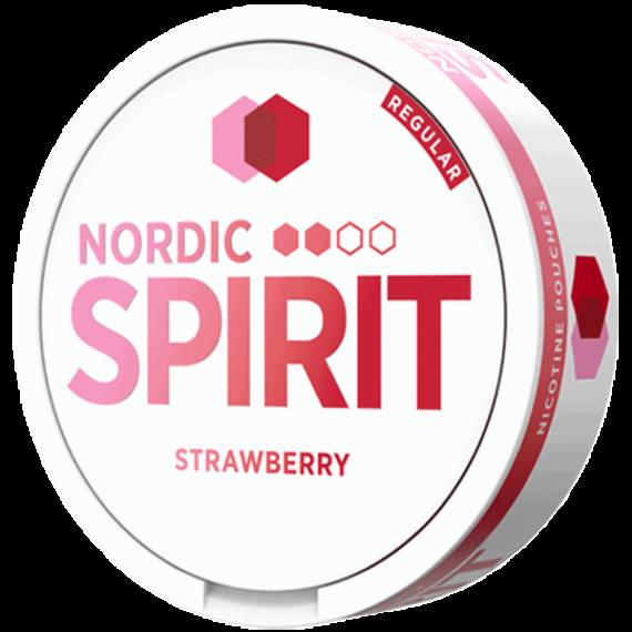 Nordic Spirit Strawberry Slim Portion