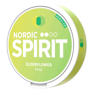 Nordic Spirit Elderflower Mini Portion