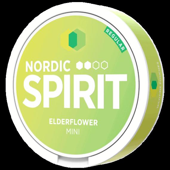 Nordic Spirit Elderflower Mini Portion
