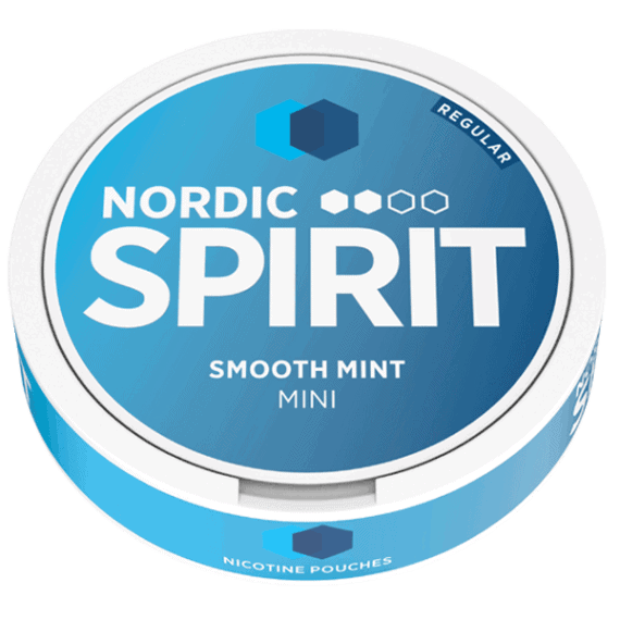Nordic Spirit Smooth Mint Mini Portion