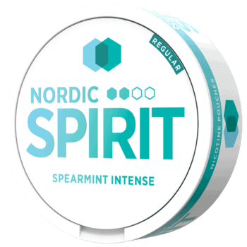Nordic Spirit Spearmint Intense Slim Portion