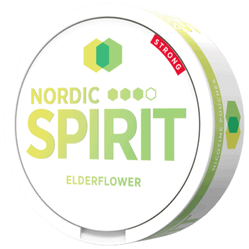 Nordic Spirit Elderflower Slim Portion