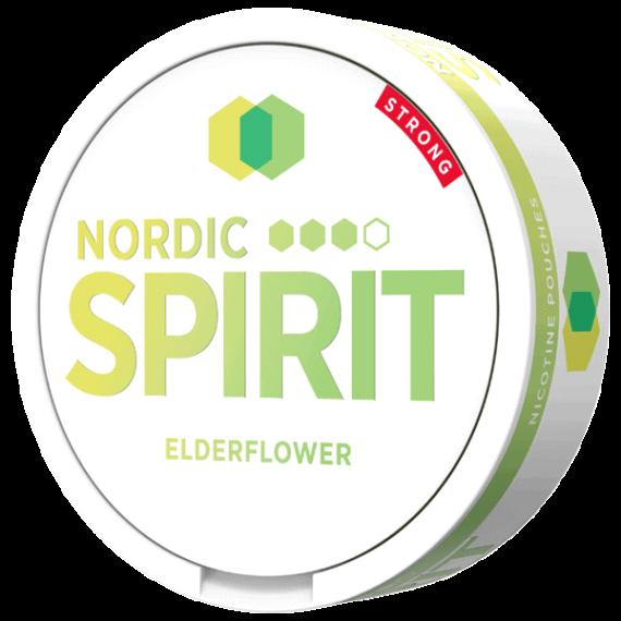 Nordic Spirit Elderflower Slim Portion