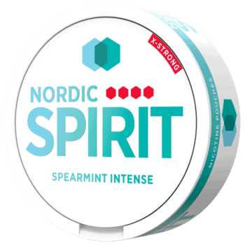 Nordic Spirit Spearmint Intense Slim Strong Portion