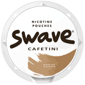 Swave Cafetini All White Slim Portion