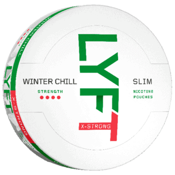 LYFT Winter Chill X-Strong Portion