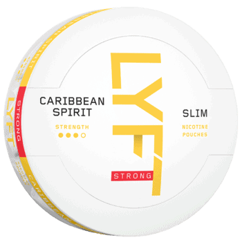LYFT Caribbean Spirit Portion