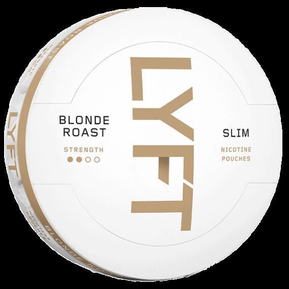 LYFT Blonde Roast Slim Portion
