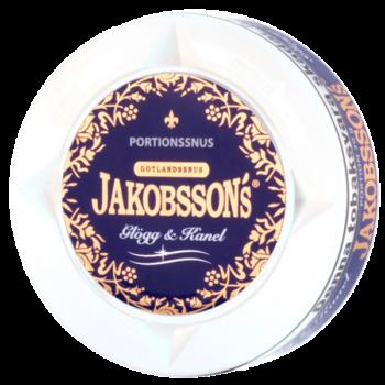 Jakobssons Glögg & Kanel Portion