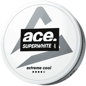 ACE Extreme Cool Superwhite Slim Portion