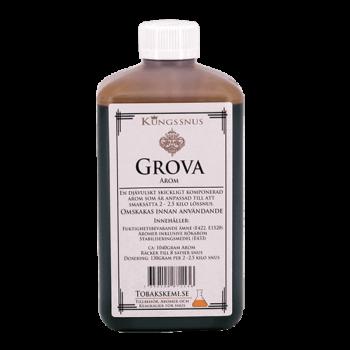 Grova Snusarom XL