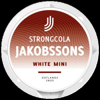 Jakobssons White Mini StrongCola Portion