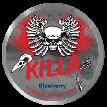 Killa Blueberry Extra Strong