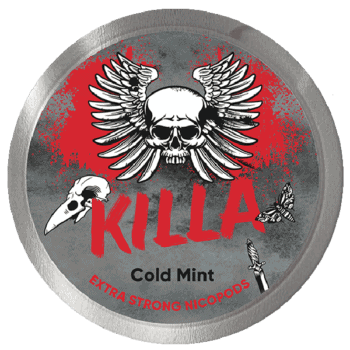 Killa Cold Mint Extra Strong Portion
