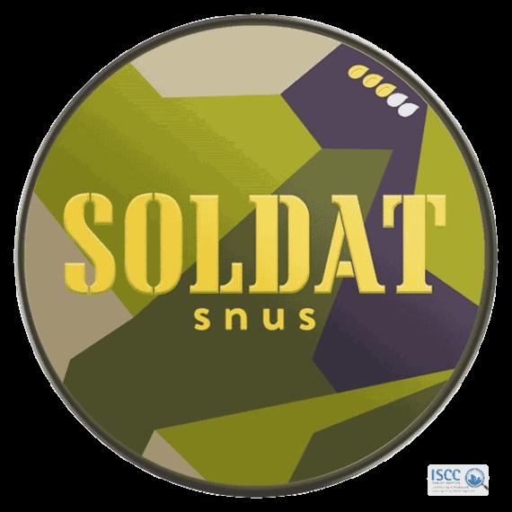 Kurbits Soldat Original Portionssnus - Beställ från Snusfabriken.com