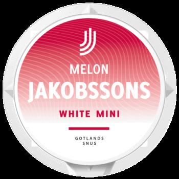 Jakobssons Melon White Mini Portion