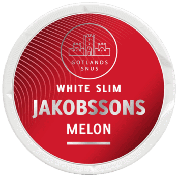 Jakobssons White Slim Melon Portion