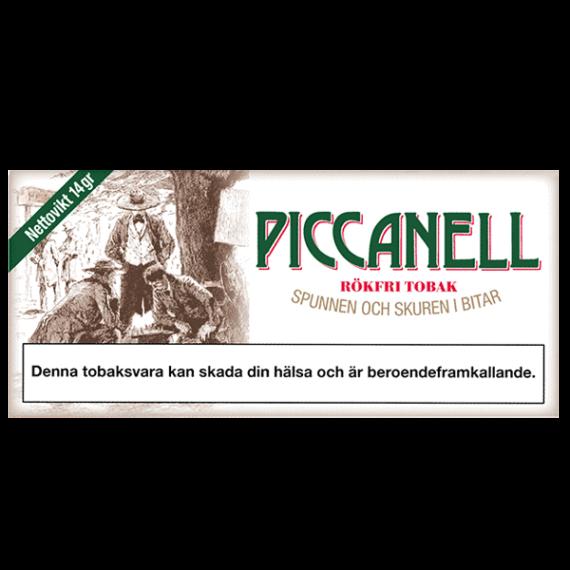 Piccanell Tuggtobak Bitar