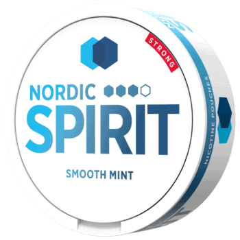 Nordic Spirit Smooth Mint Slim Portion