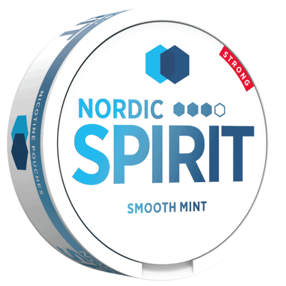 Nordic Spirit Smooth Mint Slim från Snusfabriken