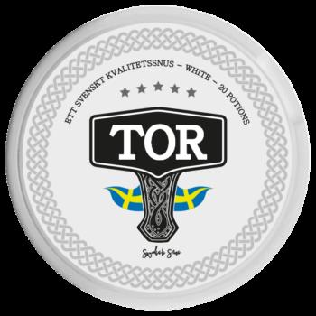 TOR Snus White Portion
