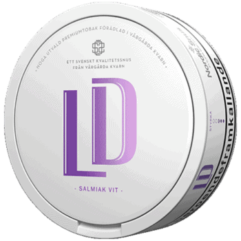 LD Salmiak Vit Portion