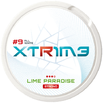Extreme Lime Paradise Portion