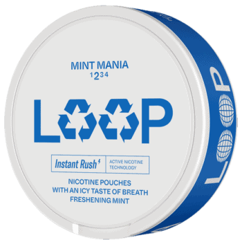 Loop Mint Mania All White Portion