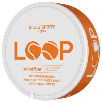 Loop Sicily Spritz All White Portion