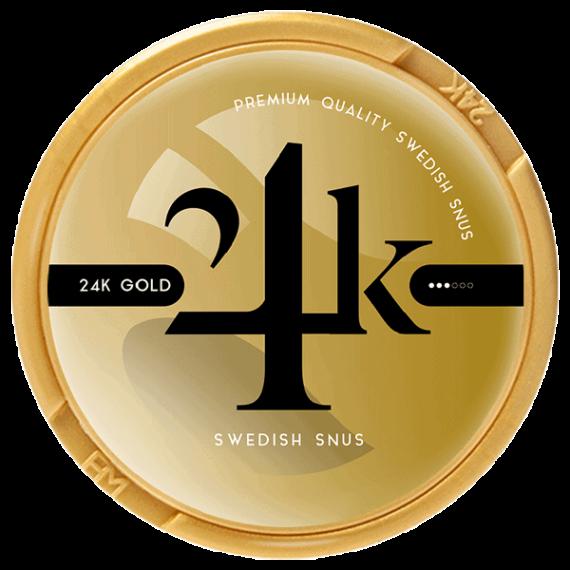 24K Gold Portionssnus