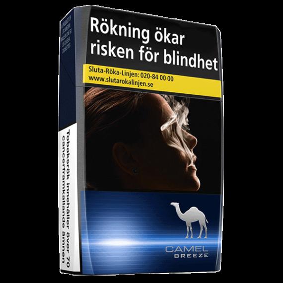 Camel Breeze Cigarett