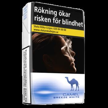 Camel Breeze White Cigarett