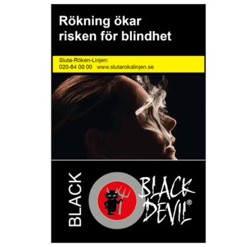 Black Devil Black Cigarett