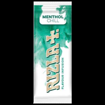 Rizla Menthol Chill - Flavor Card