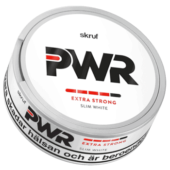 PWR Extra Strong White Portion