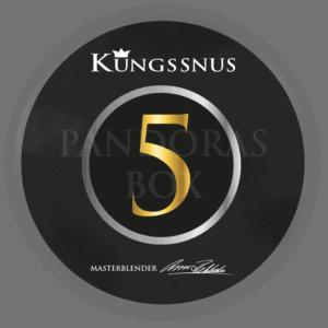Kungssnus Pandora´s Box Batch 005 - Beställ från Snusfabriken.com