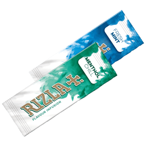 Rizla Fresh Mint Flavor Card