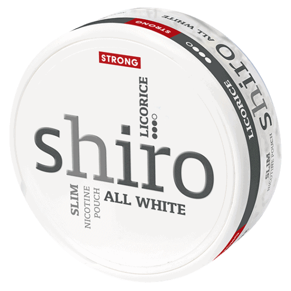 Shiro Licorice Strong Portion