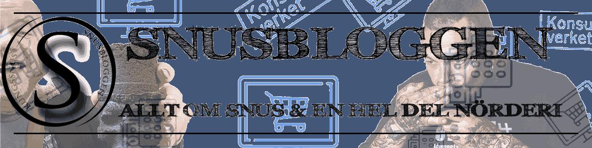 Snusbloggen – Allt Om Snus på Snusfabriken.com