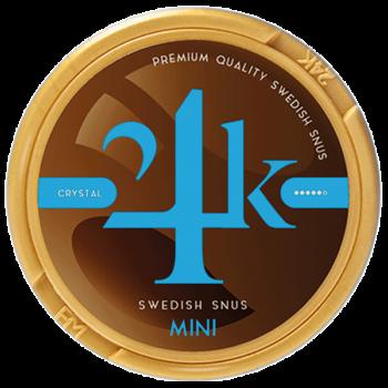 24K Crystal Mini