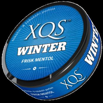 XQS Winter Tobak/Nikotinfri Portion
