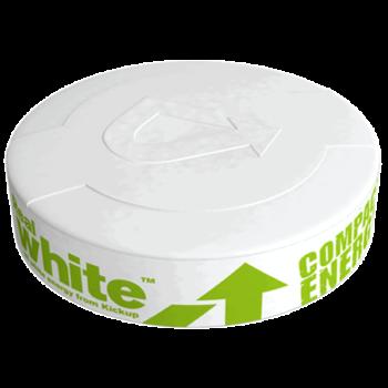 Kickup Real White Tobak/Nikotinfri Portion