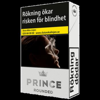 Prince Rounded Hardpack Cigarett