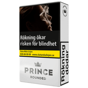 Prince Rounded Softpack Cigarett