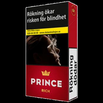 Prince Rich 100's Cigarett