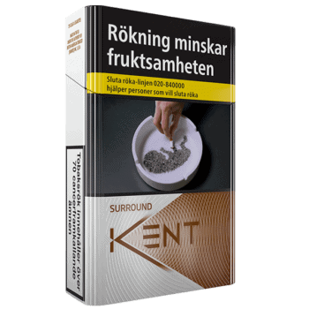 Kent Surround Silver Cigarett