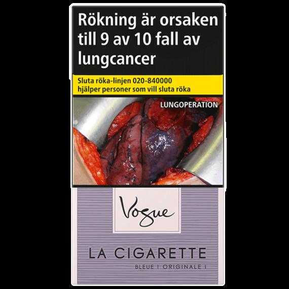Vogue Bleue Originale Cigarett