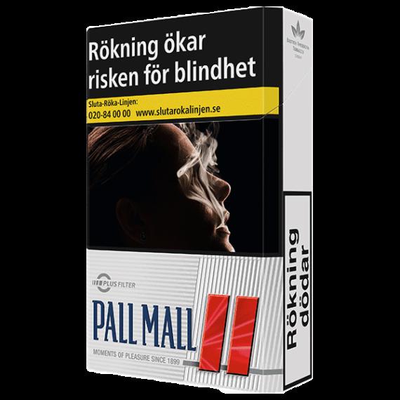 Pall Mall Red Cigarett